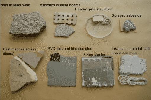 7 Hidden Asbestos (ACMs) in Old Homes