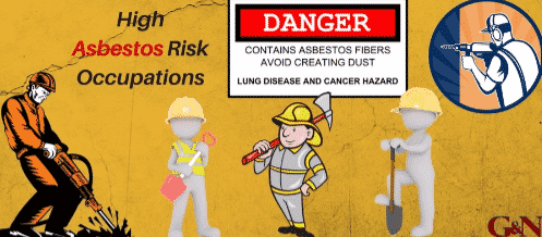 Asbestos – High Risk Occupations