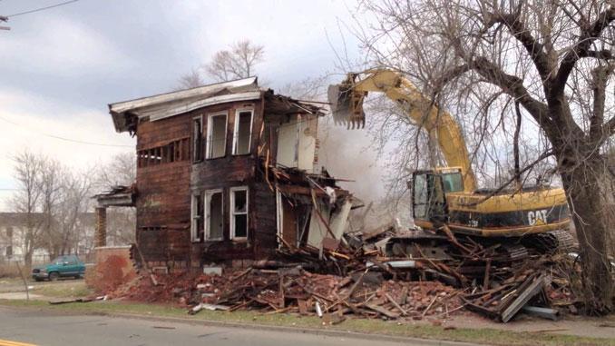 Asbestos Testing Prior to Commercial Demolition